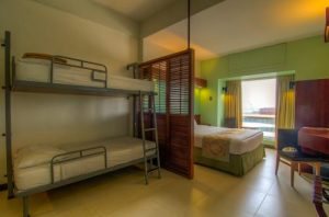 Microtel by Wyndham Mall of Asia Family Suite Room