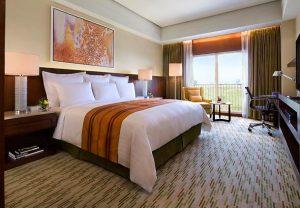 Marriott Hotel Manila Guest Room