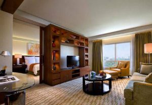 Marriott Hotel Manila Junior Suite