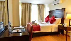 Lancaster Hotel Manila Lancaster Three Bedroom Suite Loft Type