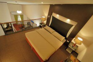 Casa Bocobo Hotel Loft Room