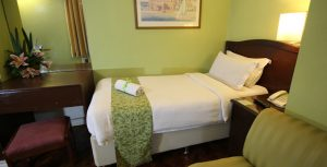 The Corporate Inn Hotel Mabuhay Room