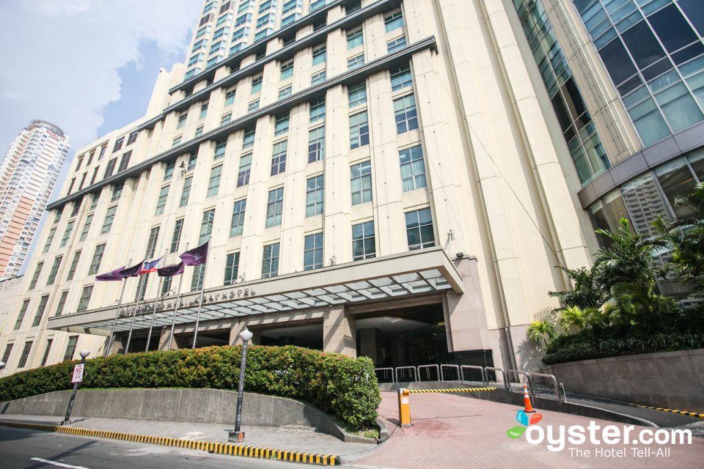 New World Manila Bay Hotel Rooms