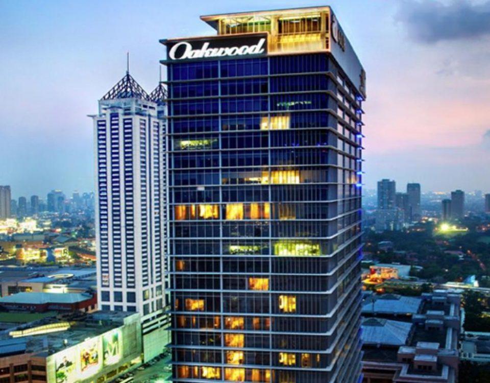 Oakwood Premier Joy Nostalg Center Manila