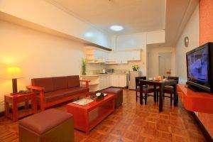 BSA Suites Makati One Bedroom Executive