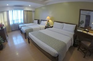 Malayan Plaza Hotel One Bedroom Premier