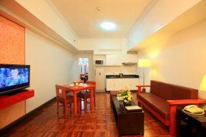 BSA Suites Makati One Bedroom Premiere