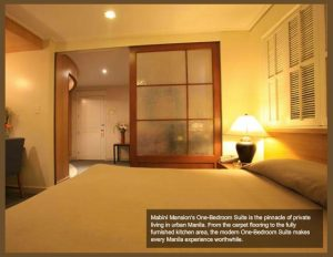 Mabini Mansion One Bedroom Suite
