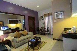 Hotel 878 Libis One Bedroom Suite