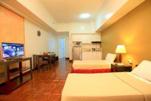 BSA Suites Makati One Bedroom Triple Premiere