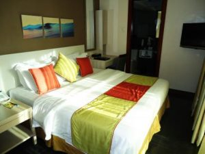 Makati Place Hotel One Palace Bedroom Suite