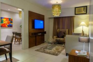 Goldland Millenia Suites Penthouse