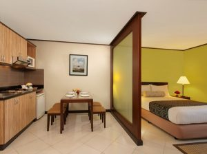 Hotel Kimberly Manila Premier Family Suite