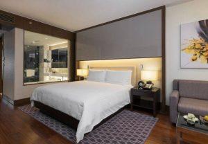 Marriott Hotel Manila Premium Room