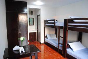 Prima Resort Quad - 2 Bunk Beds