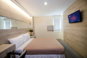 Creekside Makati Hotel Renovated Double Room