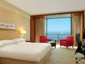 New World Manila Bay Hotel Residence Club Deluxe Room