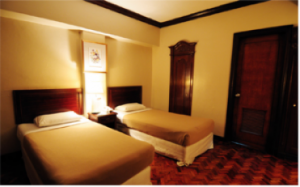 The Copa Businessman Hotel STANDARD ROOM