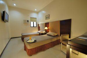 Casa Bocobo Hotel Standard Twin Room