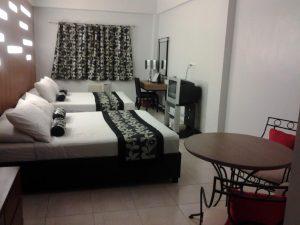 Jupiter Suites Standard Room