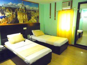 Eurotel Las Pinas Hotel Standard Twin