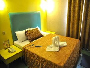 Eurotel North Edsa Hotel Studio