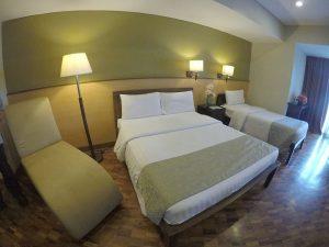 Malayan Plaza Hotel Studio Deluxe Premier