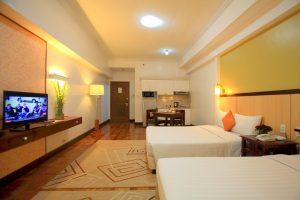 BSA Suites Makati Studio Executive