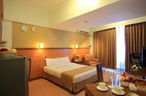 Malayan Plaza Hotel Studio Superior