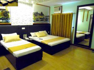 Eurotel Las Pinas Hotel Suite 2