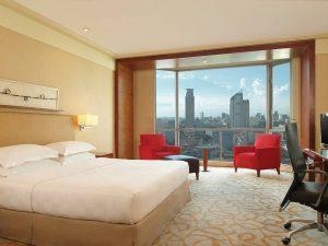 New World Manila Bay Hotel Superior Room