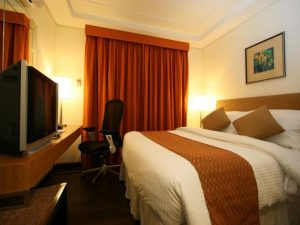 Crown Regency Hotel Makati Superior Room