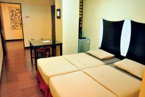 Casa Bocobo Hotel Superior Twin Room