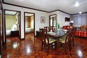Parque Espana Residence Hotel Three Bedroom Suite