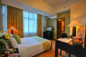Malayan Plaza Hotel Two Bedroom Superior