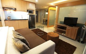 BSA Twin Tower Ortigas One Bedroom Executive Suite