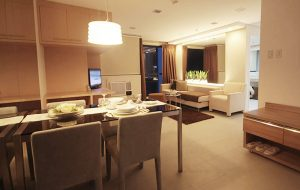 BSA Twin Tower Ortigas Two Bedroom Executive Suite