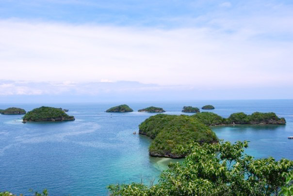Philippines hundred Island Resorts