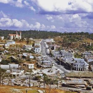 Baguio City - 1950 - 1960
