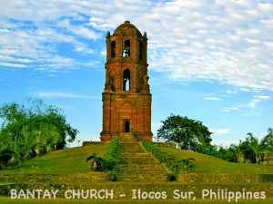 Bantay Church - Candon City Tourist Spot