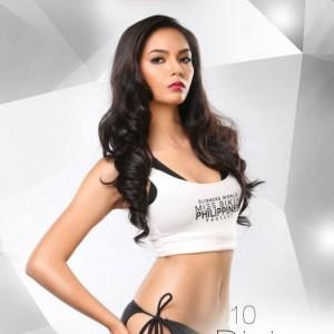 Miss Caloocan City - Divine Ezrha Canaceli