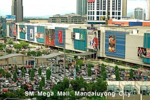SM Mega Mall - Mandaluyong City Philippines Mall