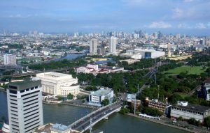 Manila City Landscape