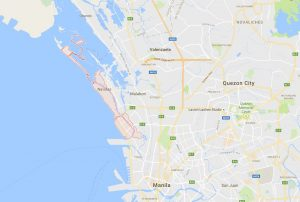 Navotas City Map Philippines Location