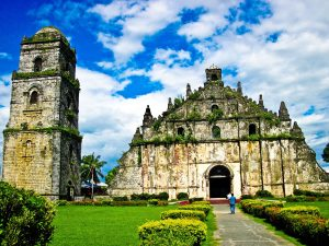 San Agustin Paoay Church Ilocos