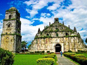San Agustin Paoay Church Ilocos