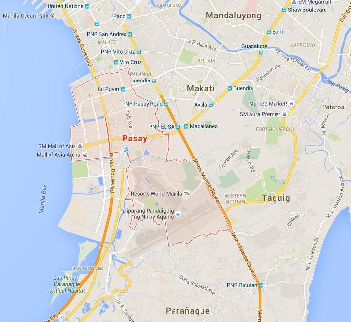 Pasay City History   Tourist Spots, Language and Festivals