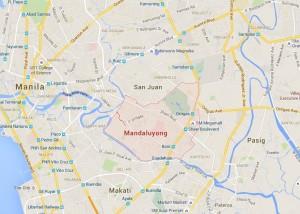 Mandaluyong City Map