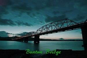 Buntun-Bridge Philippines Tourist Spot