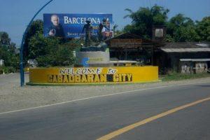 Cabadbaran City Rotunda